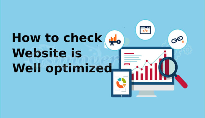 How to Check Website is Well SEO Optimized gsmlover